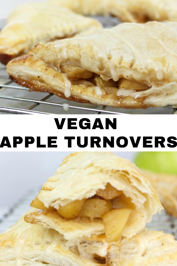 Easy Apple Turnovers With Puff Pastry Empanadas In 2019