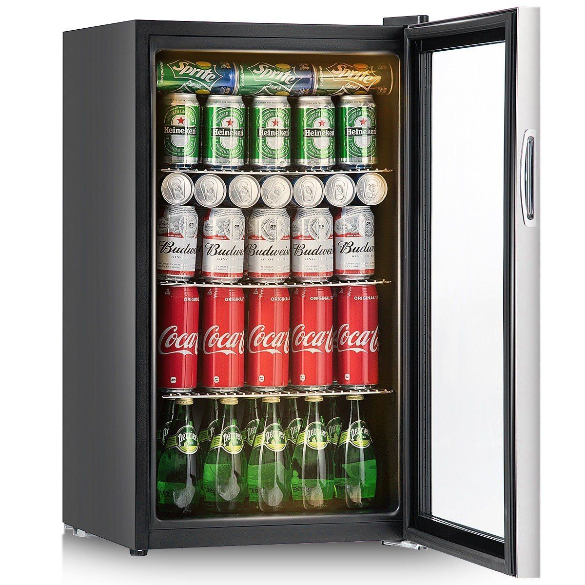 120 Can Beverage Refrigerator Cooler Find Out More About The Great Product At The Image Link This Is A Beverage Refrigerator Cool Mini Fridge Mini Fridge