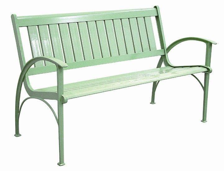 Layla Aluminium Garden Bench Outdoor Garden Bench Yard Benches