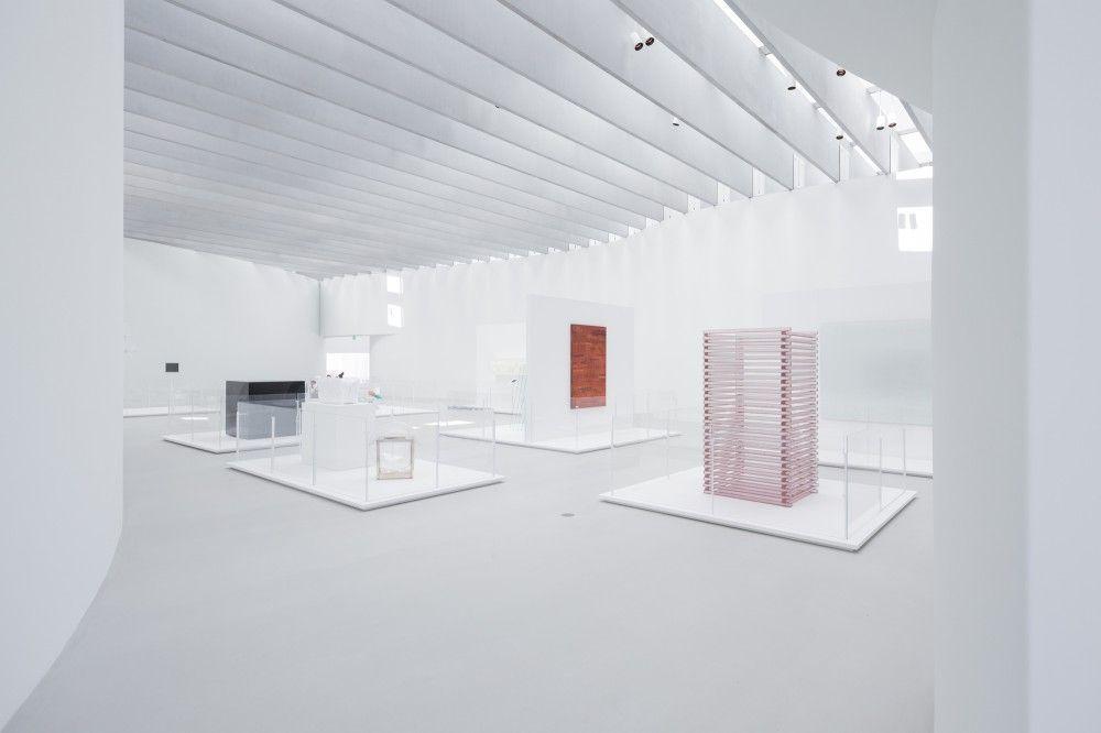 Gallery Of Corning Museum Of Glass Thomas Phifer And Partners 11 Corning Museum Of Glass Glass Museum Museum Interior