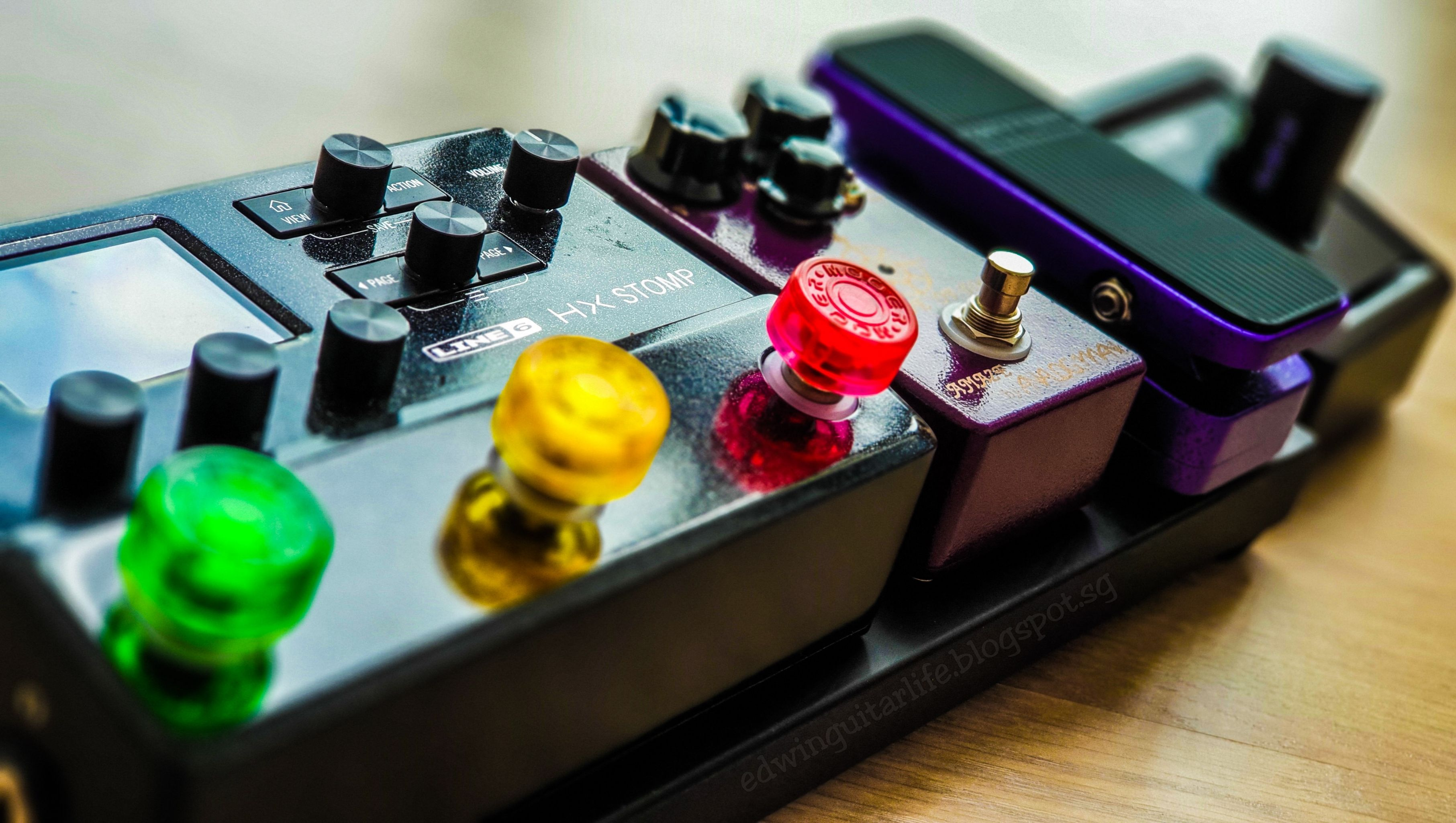 Line 6 Hx Stomp On Pedaltrain Nano With Analogman Prince Of Tone And Hotone Vow Press Pedalboard Usb Flash Drive Gaming Products