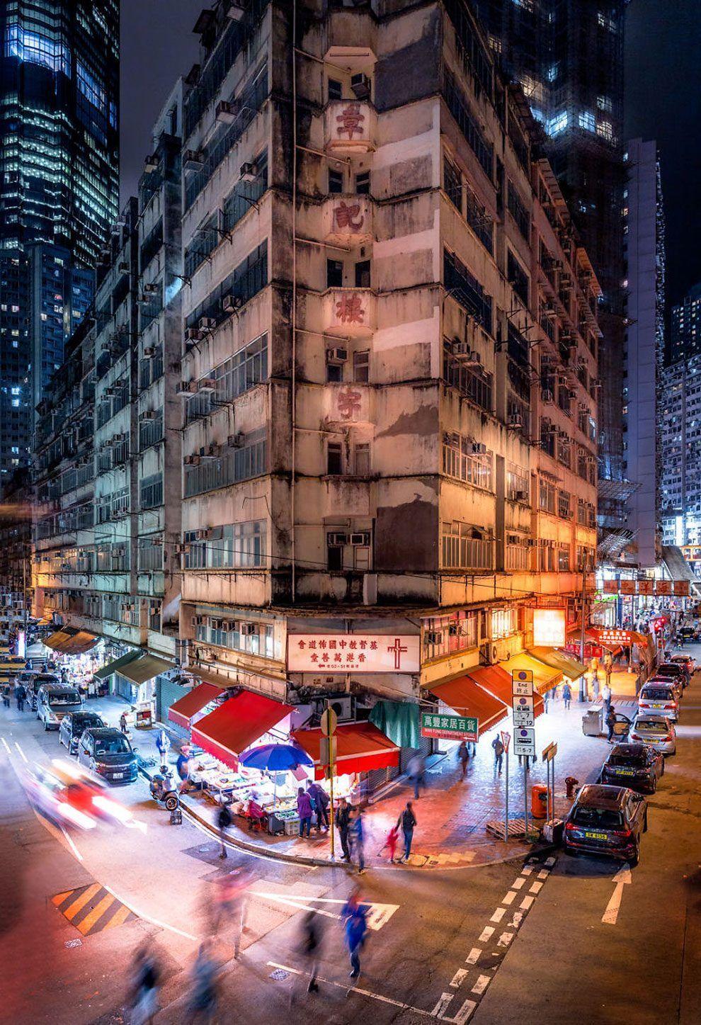 Reliving The Sights And Smells Of Old Hong Kong Hong Kong Architecture Hong Kong Cyberpunk City