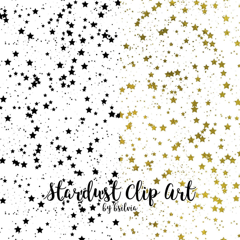 Stardust Clip Art Stars Transparent Png Files Stars Etsy Star Overlays Overlays Transparent Clip Art