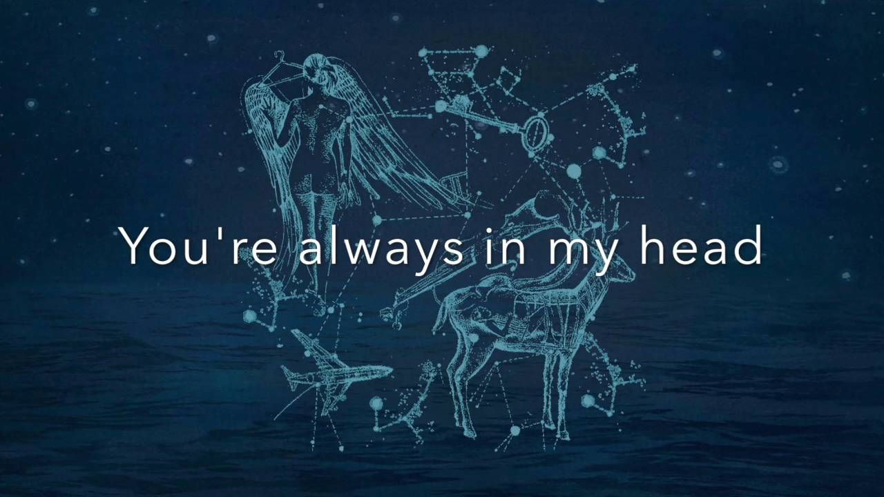 Coldplay - Always in My Head (Lyrics) - YouTube | Music in