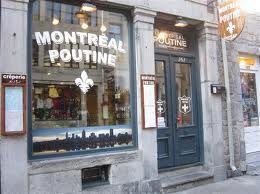 Montreal Poutine wow it is amazing!