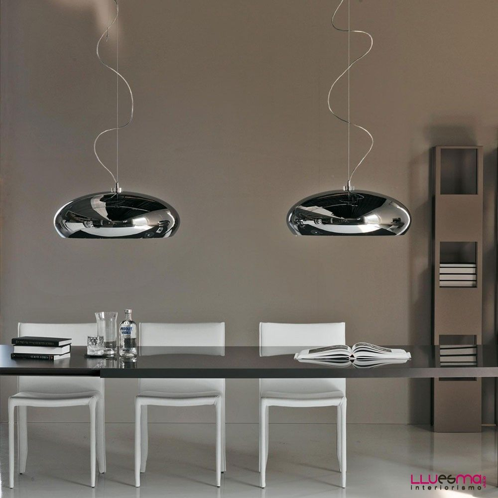 Lamparas Italianas Modernas Lámpara Colgante Hublot Cattelan Italia Salon Ceiling Lights