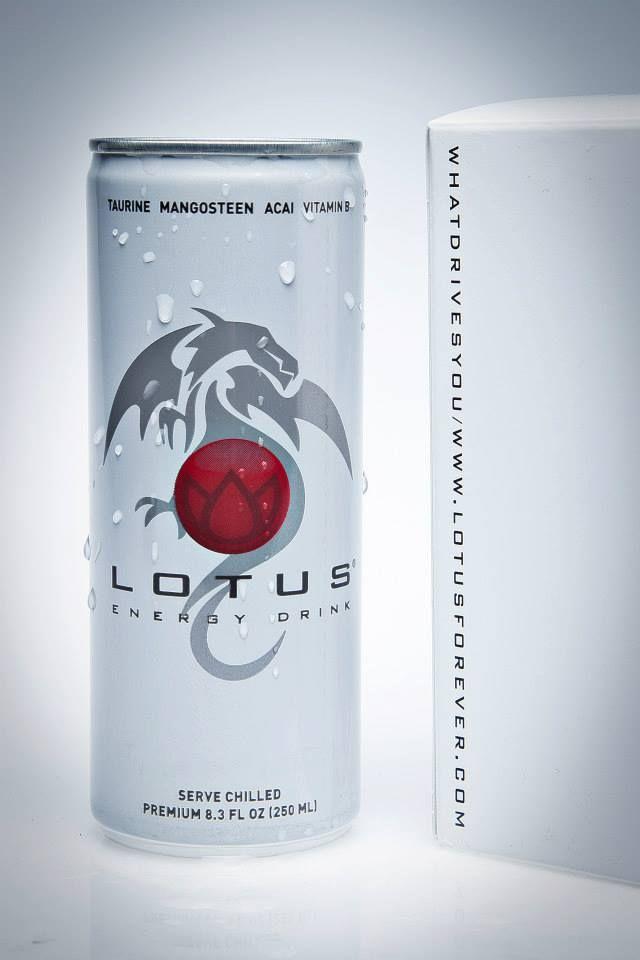 Lotus Energy Drinks Photo Shoot Getranke Energy Drinks