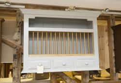 Farrow and Ball Painted Moore Plate Rack In All Sizes #plateracks