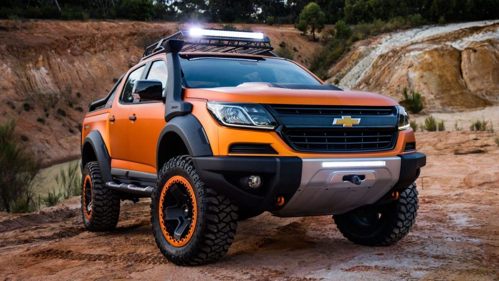 2019 Chevrolet Colorado Zr2 Performance Chevrolet Colorado
