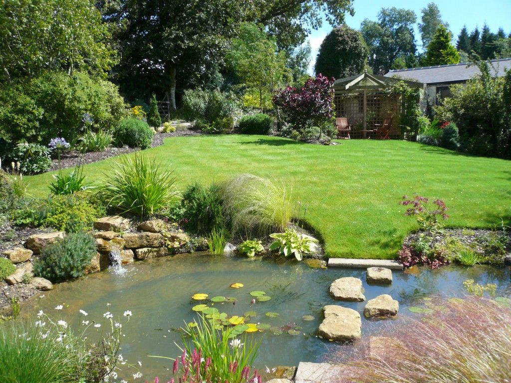 Superb Extraordinary Boring Backyard? Fix It With These Great Landscaped Gardens  Ideas Hillside Landscaping Garden Vegetable