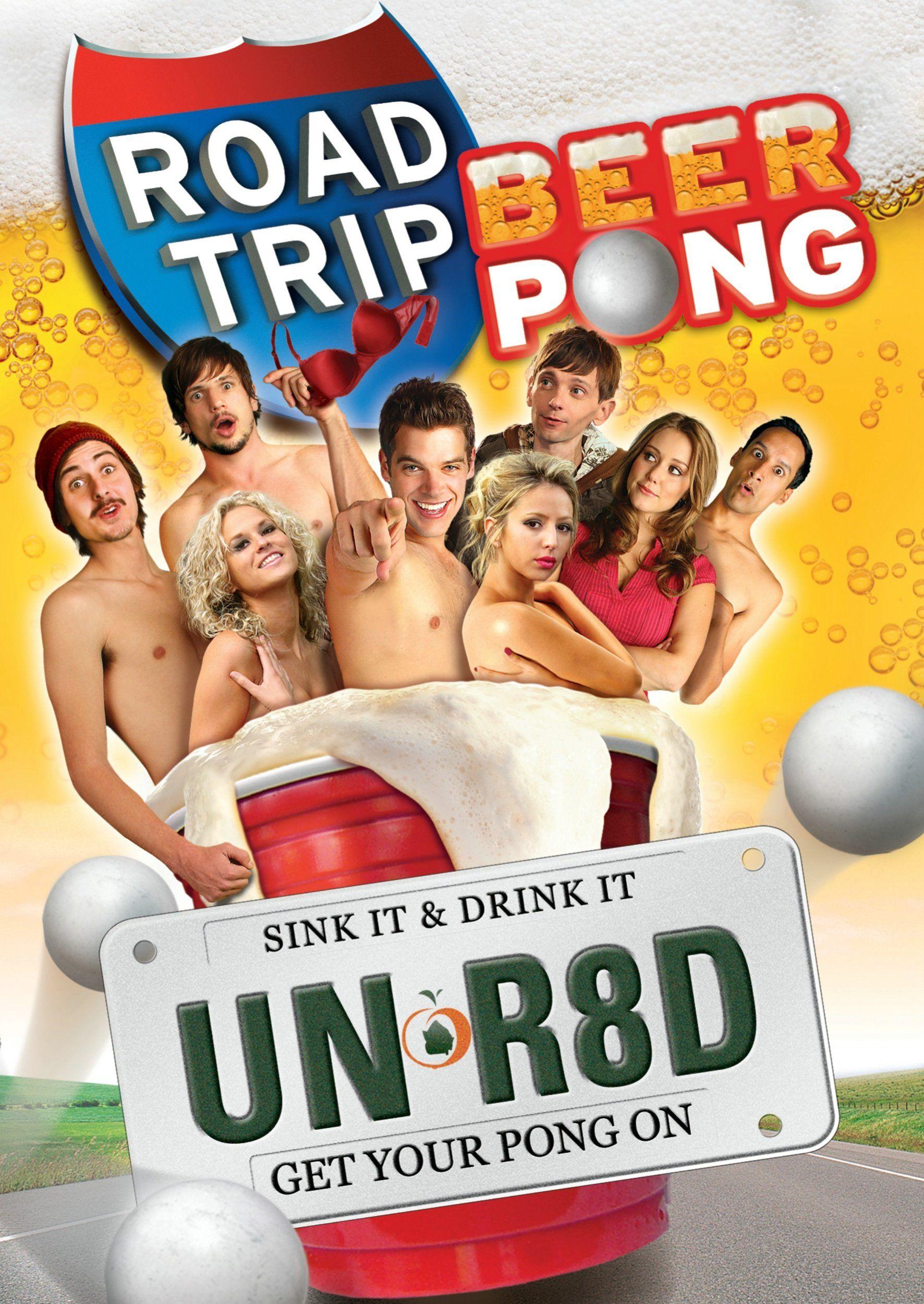Road Trip Beer Pong Unrated Edition Beer Pong Road Trip Trip