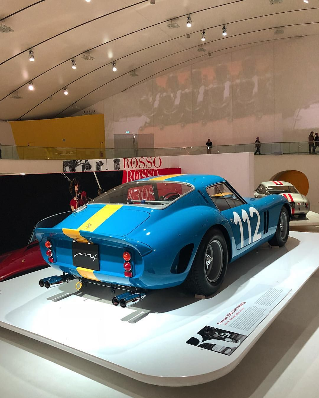 Gto Parts On Instagram The Best Ferrari 250gto Gtoengineering Modena