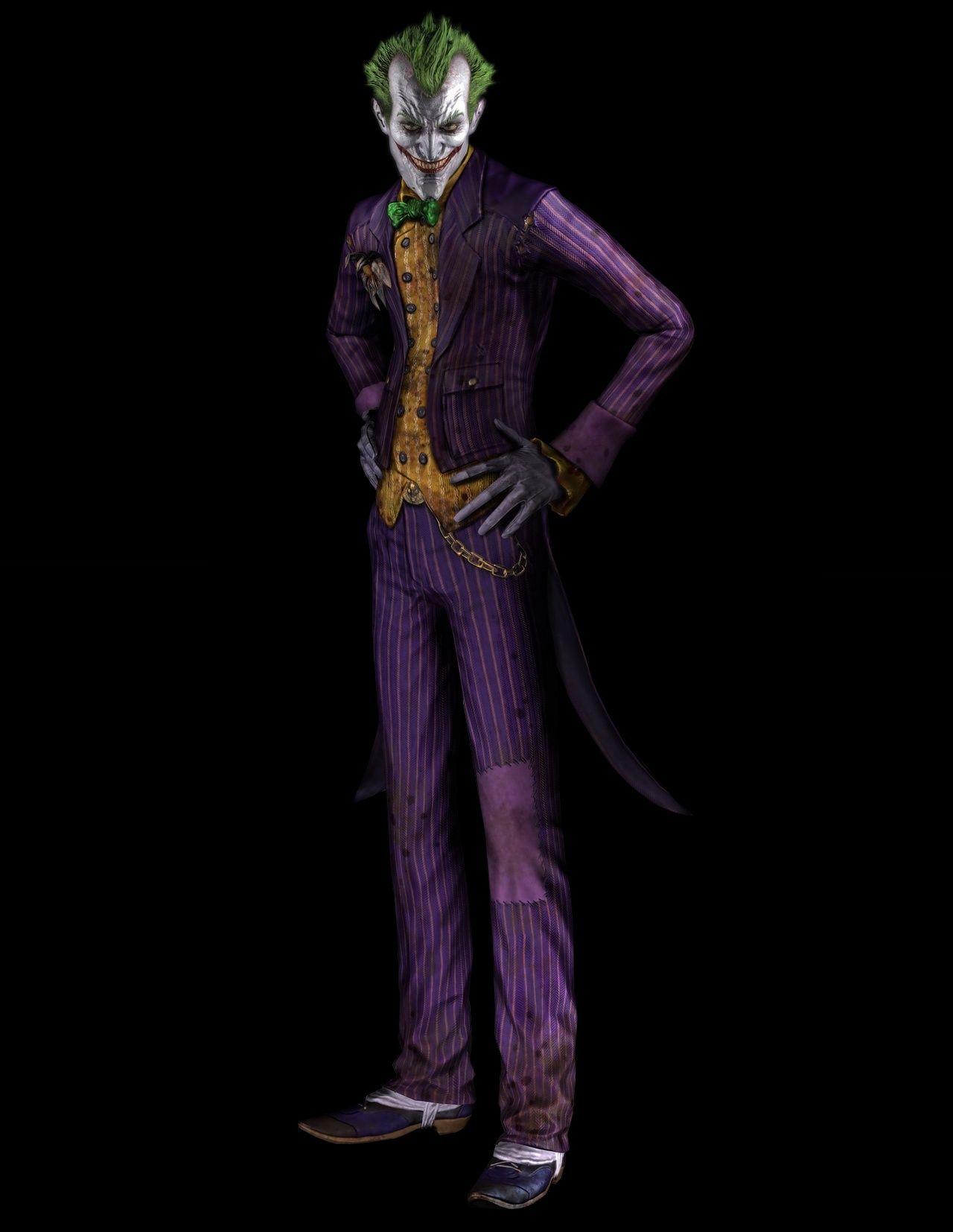 Batman Arkham Asylum: Joker DLC on Windows PC - YouTube