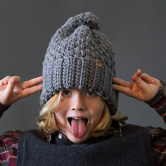 Crochet Hat Pattern - BRIGHTON ALPINE SKI Hat Set - Crochet Ski Hat ...