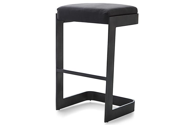 Fantastic Regan Counter Stool Black Leather Products In 2019 Creativecarmelina Interior Chair Design Creativecarmelinacom