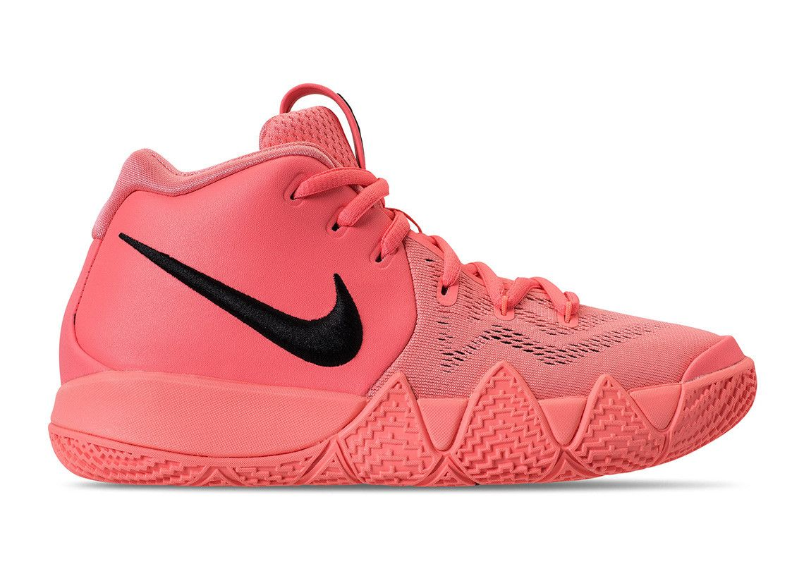 cheap for discount 131ae 51b6f Nike Kyrie 4 Atomic Pink Is Releasing Exclusively For Kids ...