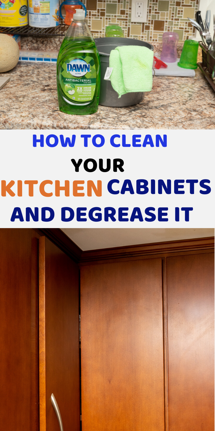 Remove Grease From Your Kitchen Cabinets In 2020 Household Cleaning Tips Cleaning Grease Cleaning