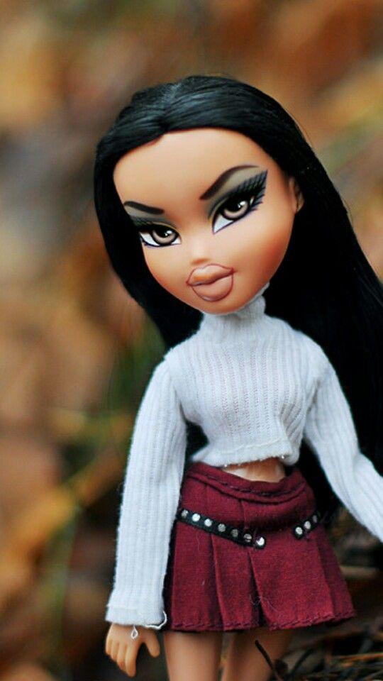 Chanelle X Rosegold Brat Doll Doll Makeup Bratz Doll Makeup