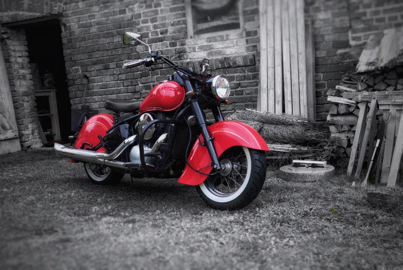 My Kawasaki Drifter Vn800 1999