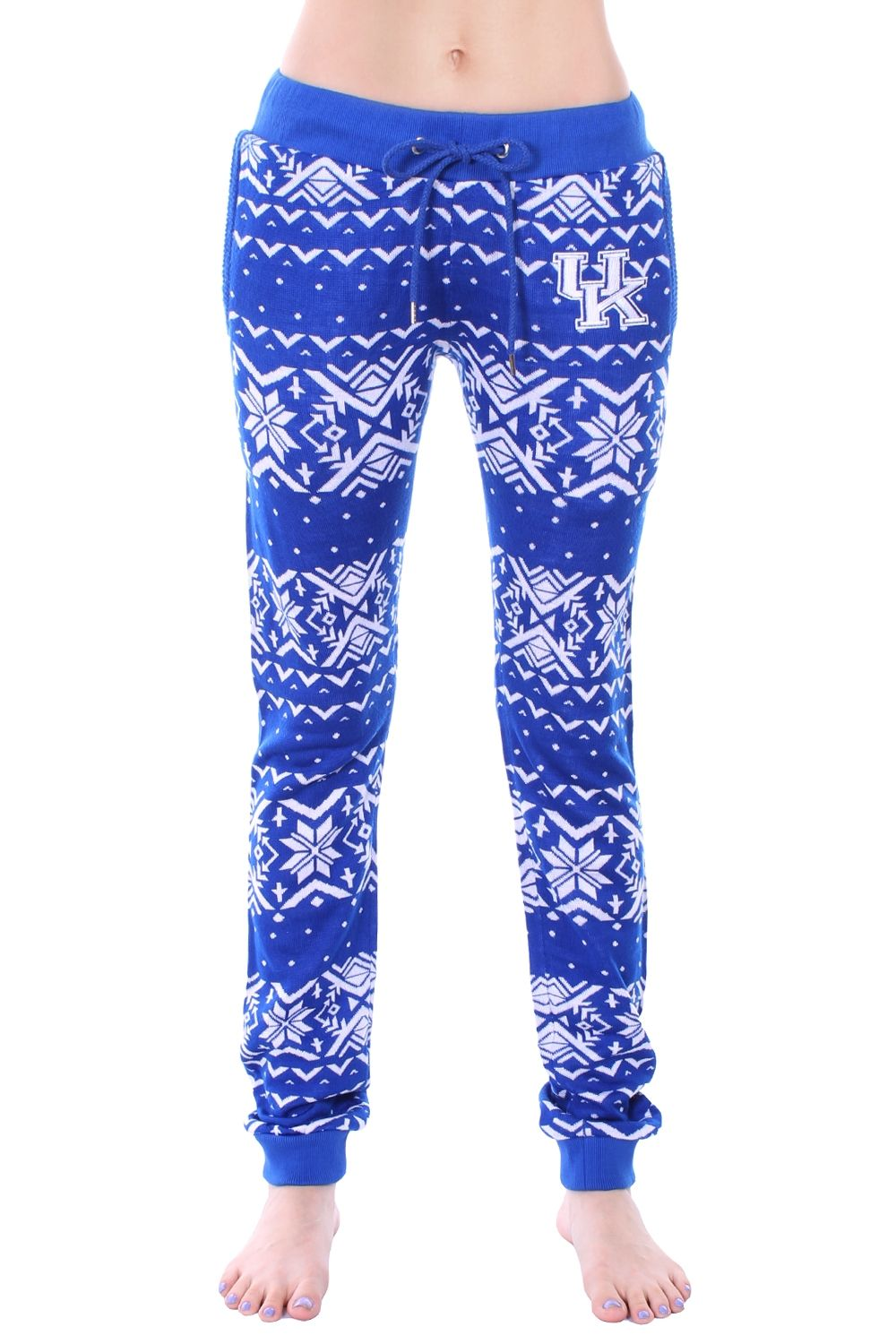 Women s College Christmas Swants  University of Kentucky  7ca3c564e