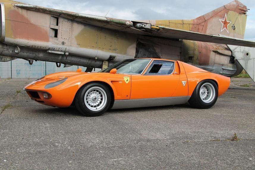 Lamborghini Miura For Sale In Chester Cheshire United Kingdom