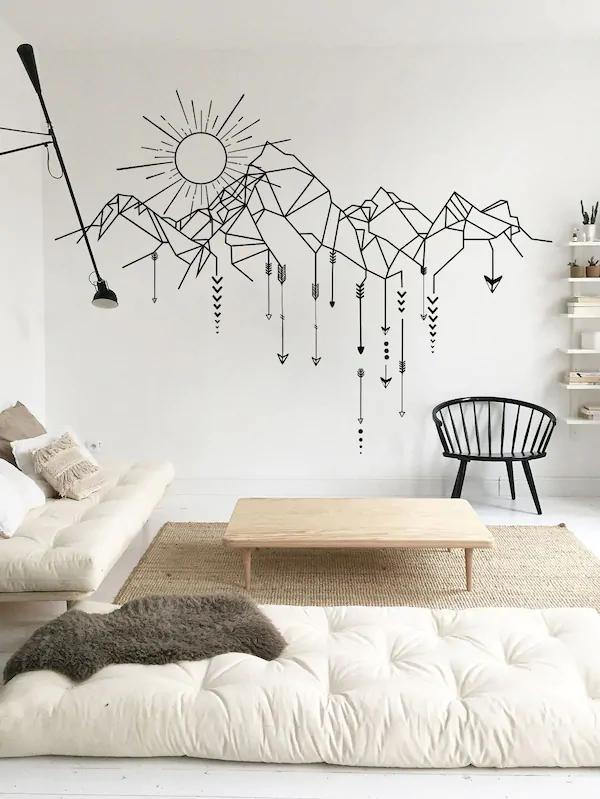 10+ Dessin mural chambre ado ideas in 2021