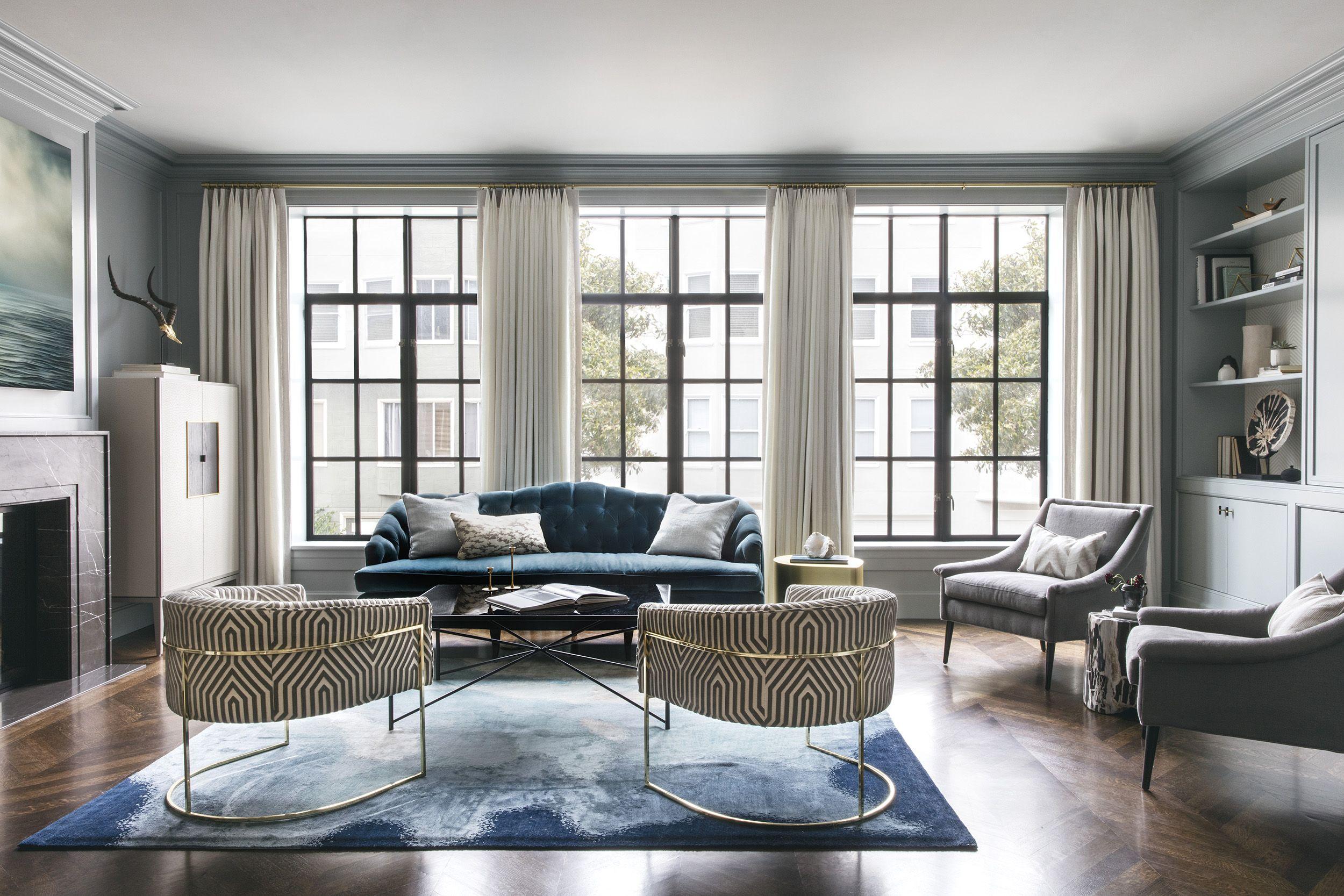 Lauren Nelson Design Marina Home Living Room Transitional Living Room Design Transitional Living Rooms Color Palette Living Room #transitional #living #room #designs