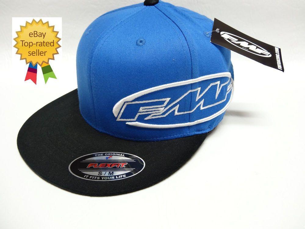 e045828f712 FMF Flying Machine Factory MX Racing EL TORO Flexfit Baseball cap hat L XL  NEW