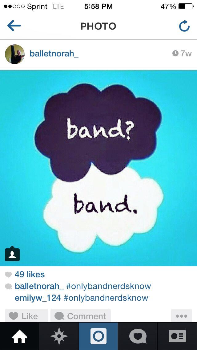 Band!!!