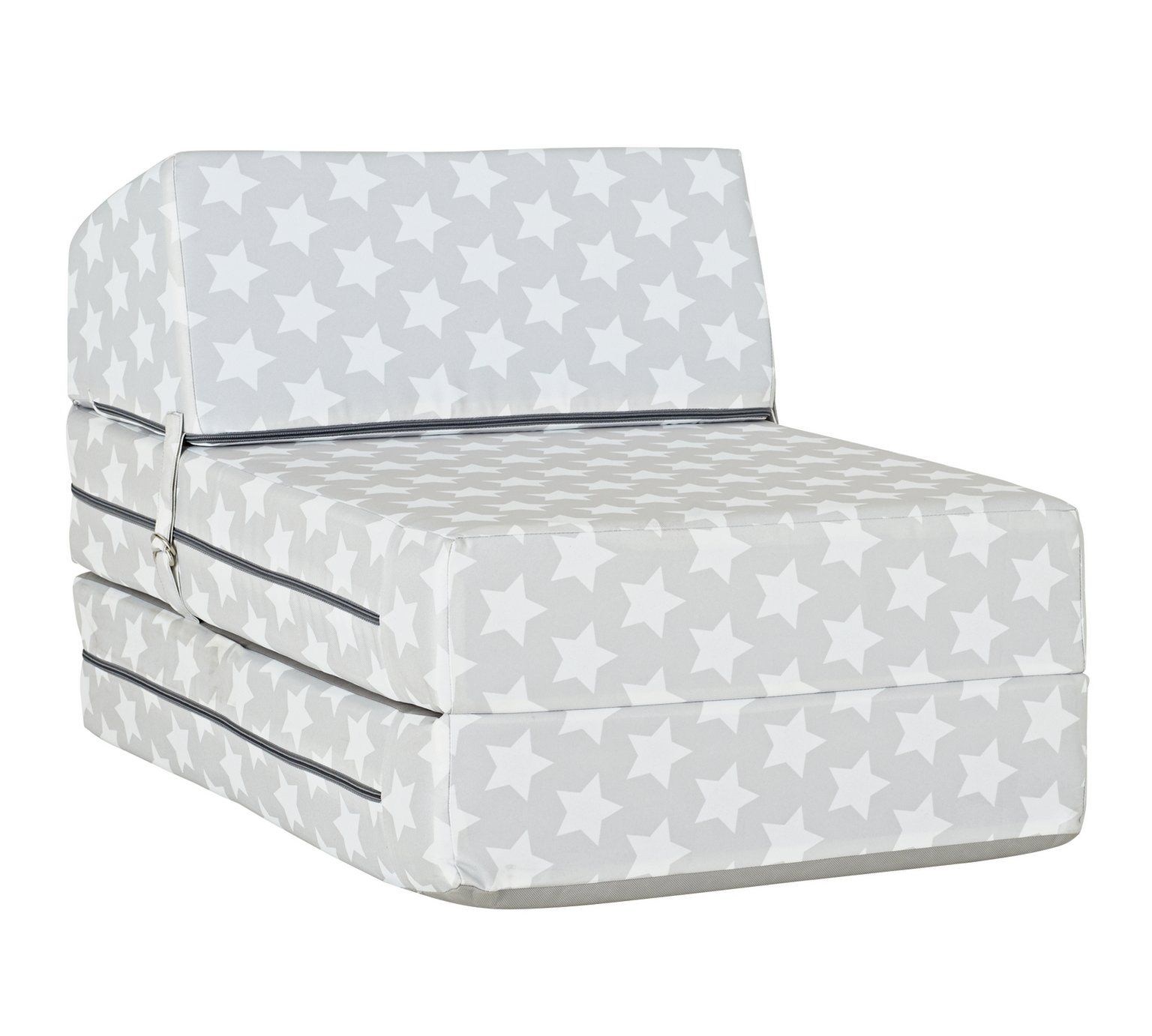 Buy Argos Home Silver Stars Chair Bed Sofa beds Chair