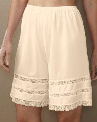 Blanc pettipants