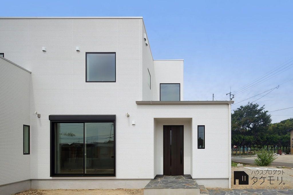 シンプルで美しい空間をデザイン 住宅 新築一戸建て 注文住宅