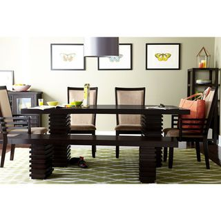 Value City Dining Table And Chairs Loveseat Two Arrangement Paragon 7 Pc Dinette Furniture Stuff To Buy