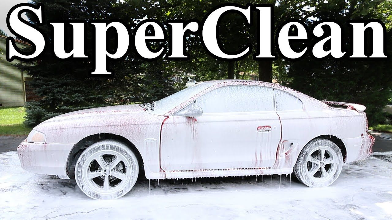 How To Super Clean Your Car Best Clean Possible Youtube In 2020 Clean Your Car Car Car Fix