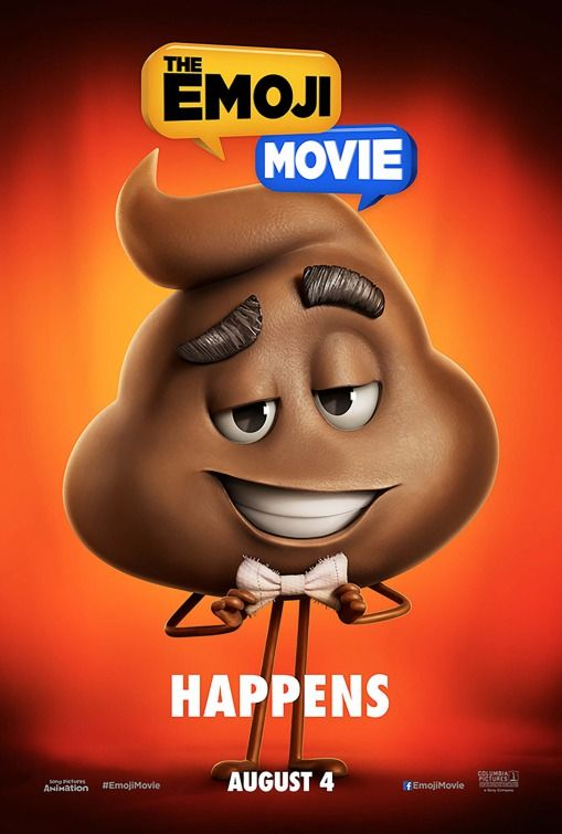 Click To View Extra Large Poster Image For The Emoji Movie With Images Emoji Movie Emoji Movies 2017