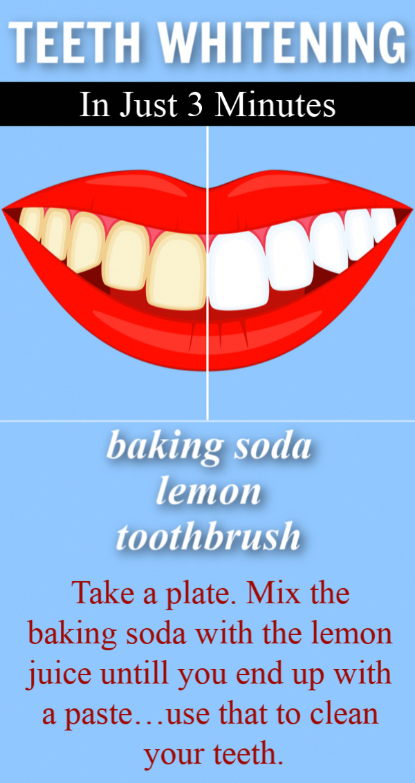Wash Your Mouth With This To Get 3 Shades Whiter Teeth In Just 3 Minutes