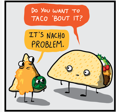 Food Puns For Kids Good food puns ok then   Birthday parties   Funny