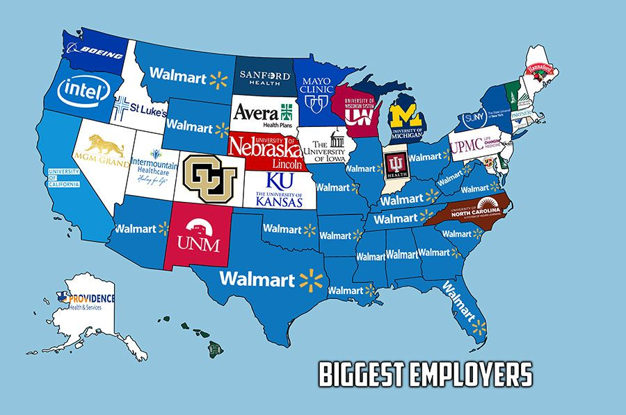 The Highest Paid Public Employees In Each State U.s