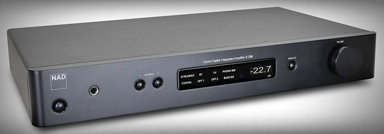 NAD C 338 Hybrid Digital Integrated Amplifier Review