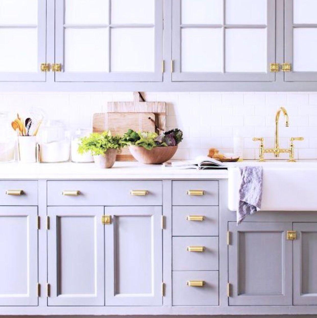 Commercial Interior Design Blue Gray Kitchen Cabinets Kitchen Cabinet Design Kitchen Design