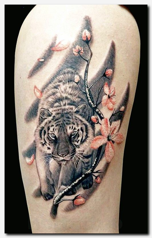 Best Tigers Tattoos In The World Tigers Tattoos Images Best Hot Tattoo Tiger Tattoo Images Tiger Tattoo White Tiger Tattoo