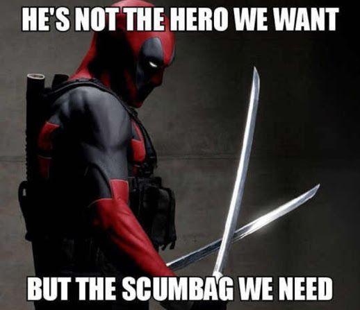 Happy Birthday Meme Deadpool