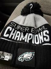 NEW ERA Philadelphia Eagles Super Bowl LII Championship Parade Knit ... c44bb9e46