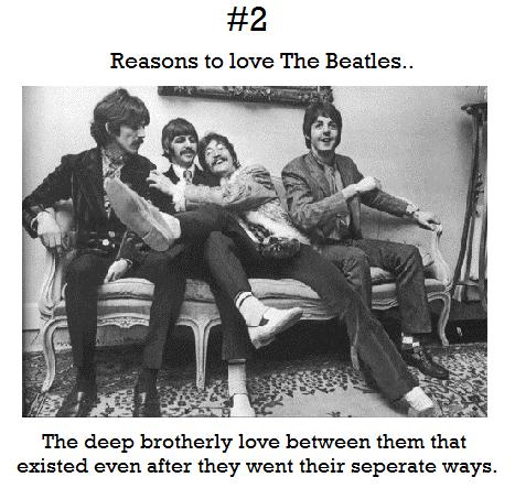 Reasons To Love The Beatles Tumblr Separate Beatles