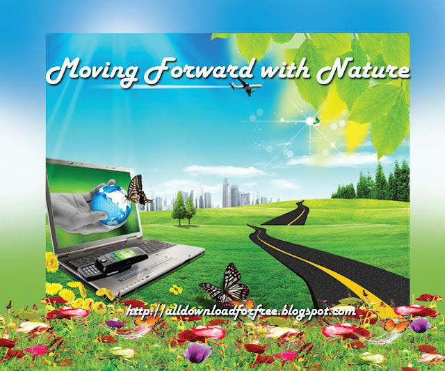 Moving forward with nature