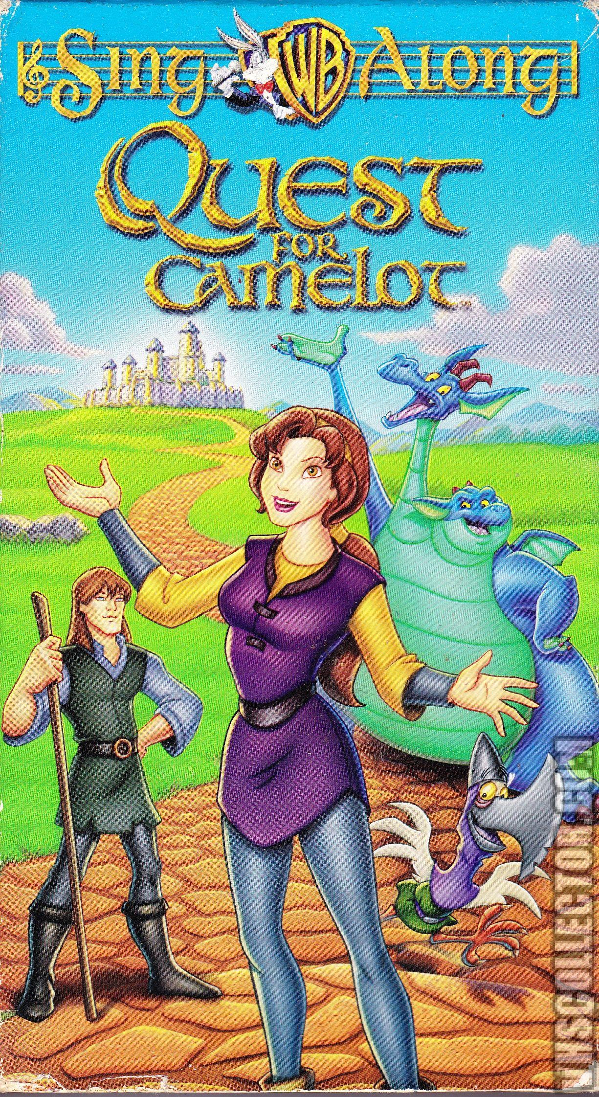 Pin von Savanna Woodson auf Quest for Camelot | Pinterest