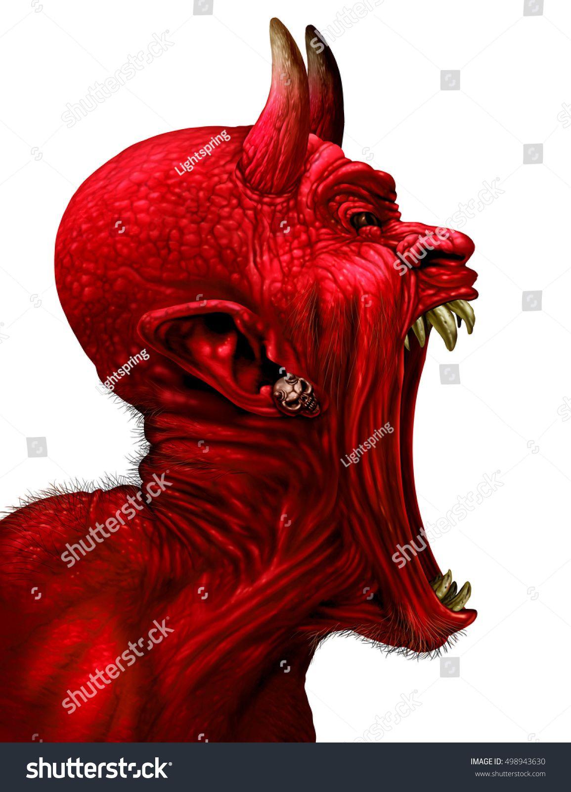 Pin On Devil