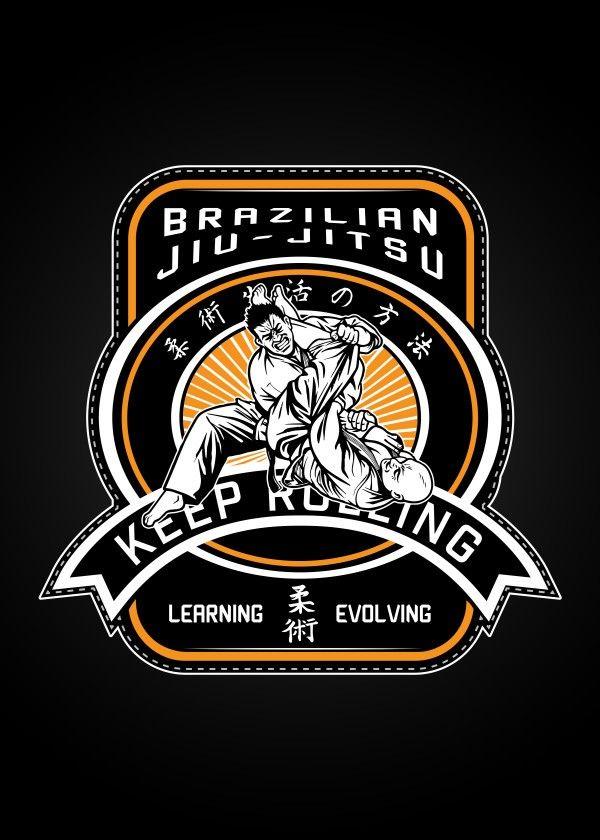 Brazilian Jiu Jitsu Metal Poster Cornel Vlad Displate In 2020 Brazilian Jiu Jitsu Jiu Jitsu Bjj Humor