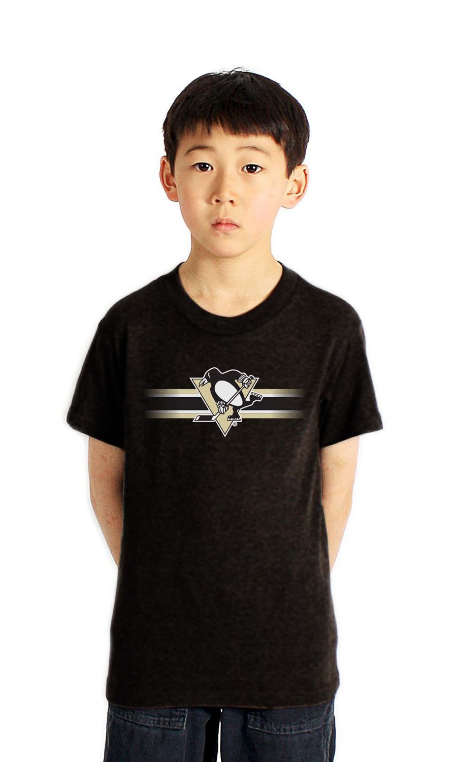 Pittsburgh Penguins Bar Stripe Youth  24d761dc1