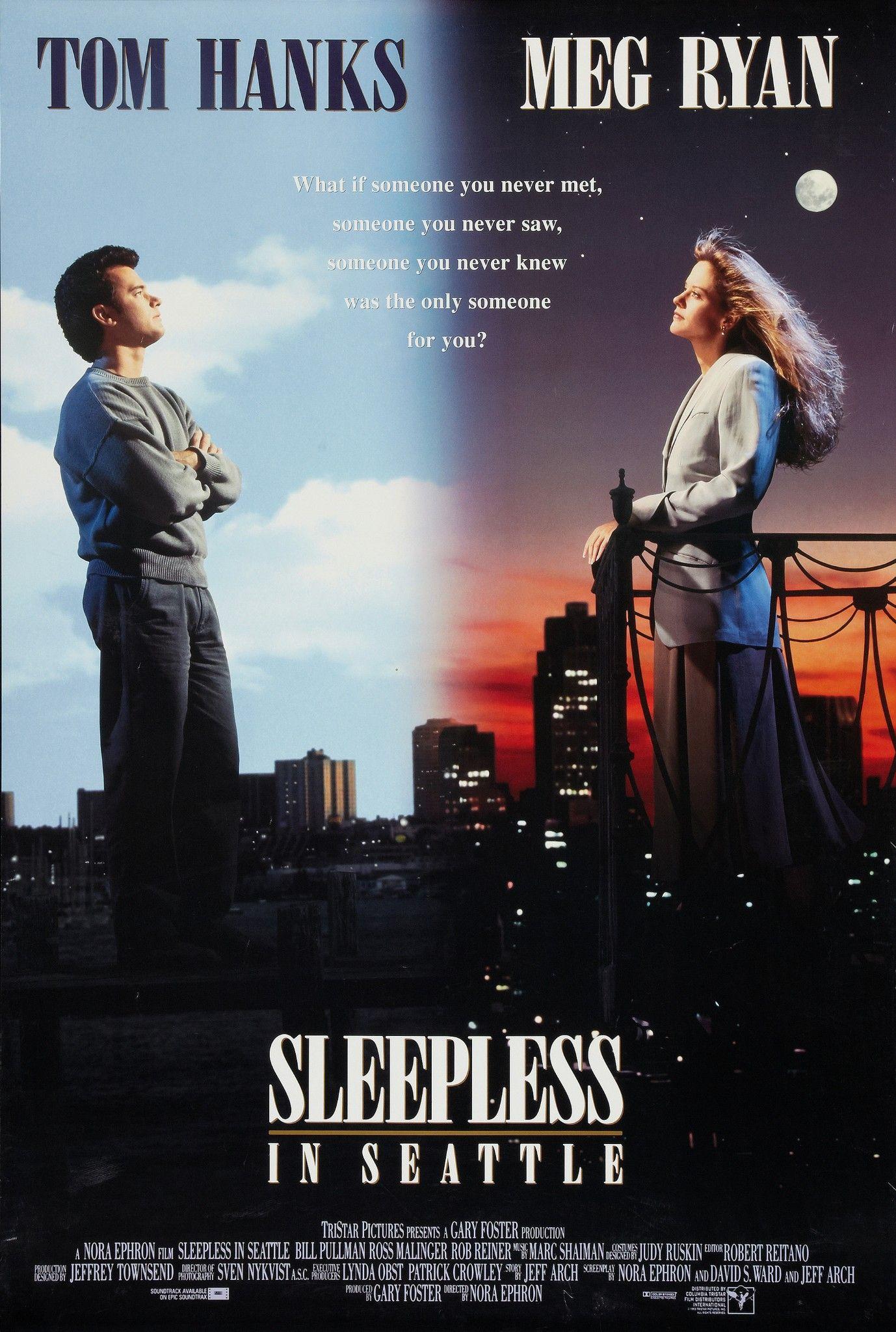 Sleepless in Seattle (1993)   Film, Patrol